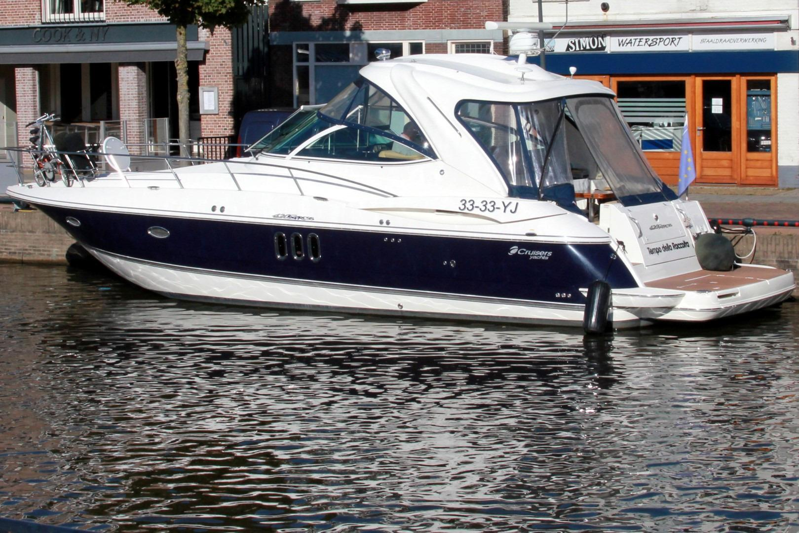 2007 Cruisers Yachts 420 Express Power Boat For Sale Www