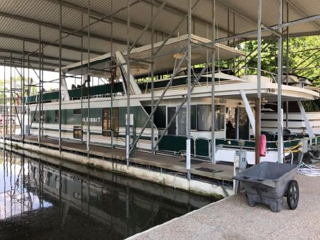 2005 Stardust Cruisers 80 x 18 Houseboat