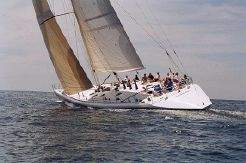 1996 Custom Mega Sloop Performance Cruiser