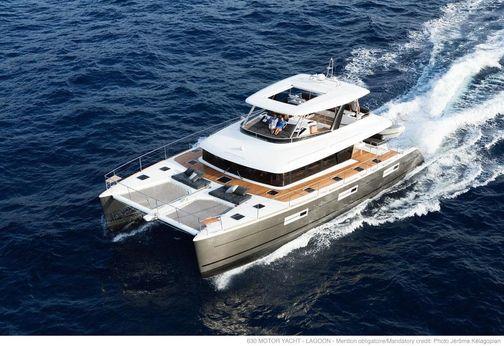 2015 Lagoon 630 Motor Yacht