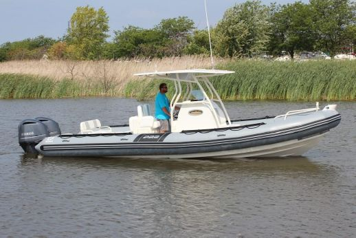 2016 Zodiac Pro Open 850 Optimum Neo Twin 250hp In Stock