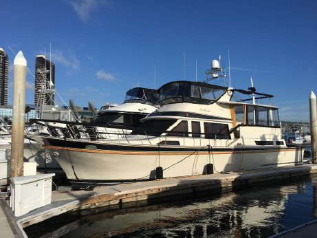 1986 Californian 56ft CPMY