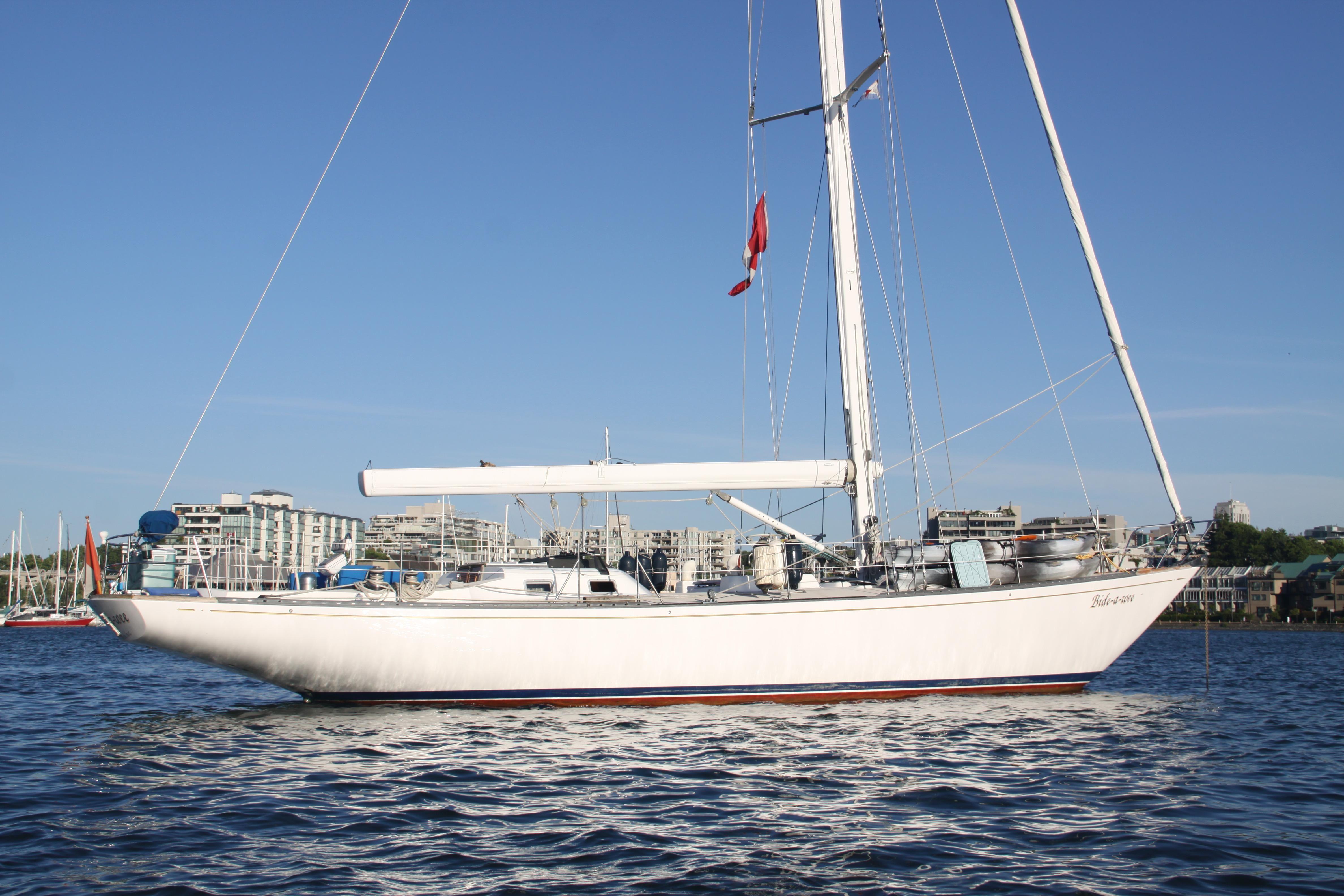 1972 Islander Sail Boat For Sale - www.yachtworld.com