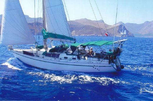 1992 Gibsea 422  offshore cruiser
