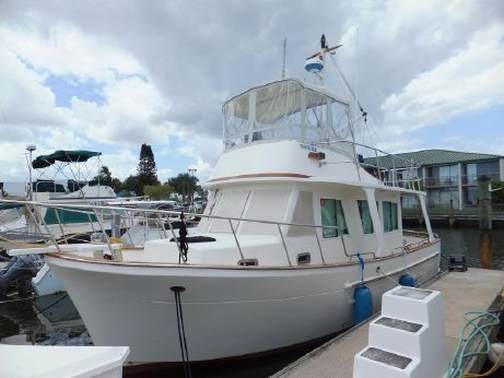 2005 Mariner Orient 34 Europa Grand Banks