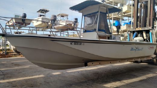 1988 Boston Whaler 250 Outrage
