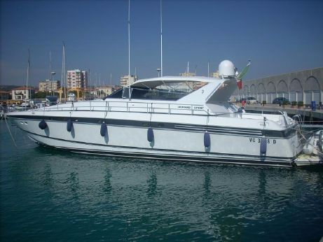 1996 Cantiere Arno 21.50
