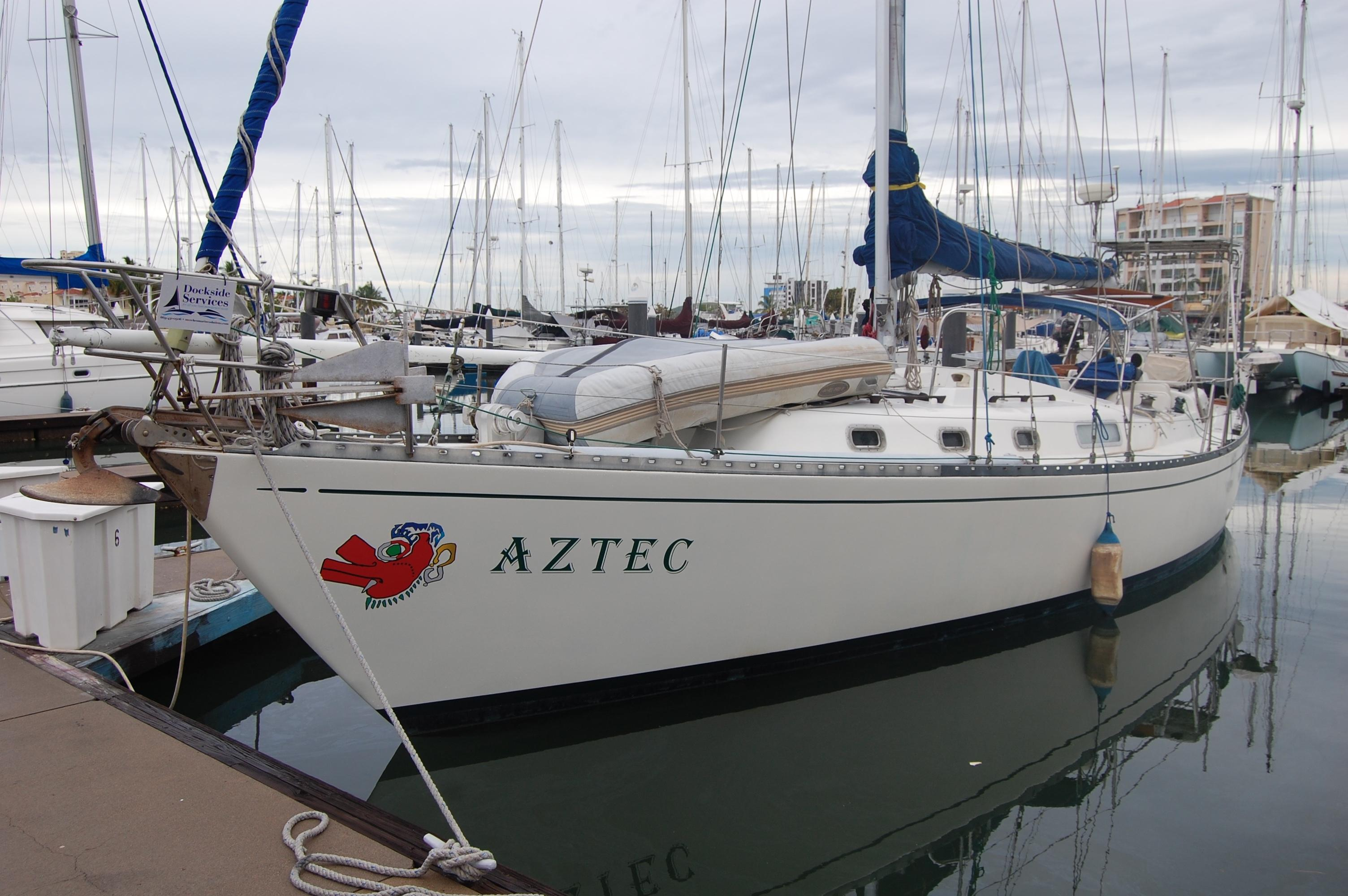 43' Cape North Cutter+Boat for sale!