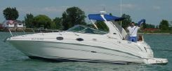 2002 Sea Ray 280 Sundancer (JSS)