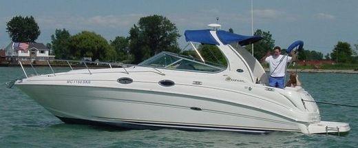 2002 Sea Ray 280 Sundancer (JSS)