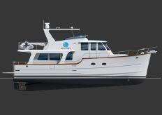2015 Explorer Motor Yachts 50 Pilot House