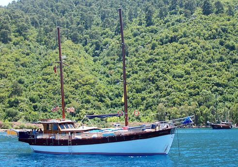 2000 Custom Black Sea Ketch