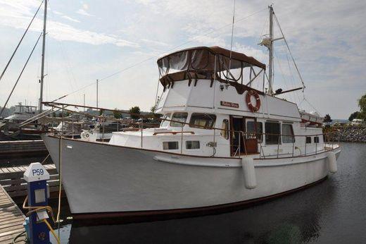 1975 Custom Trawler 44 Feet