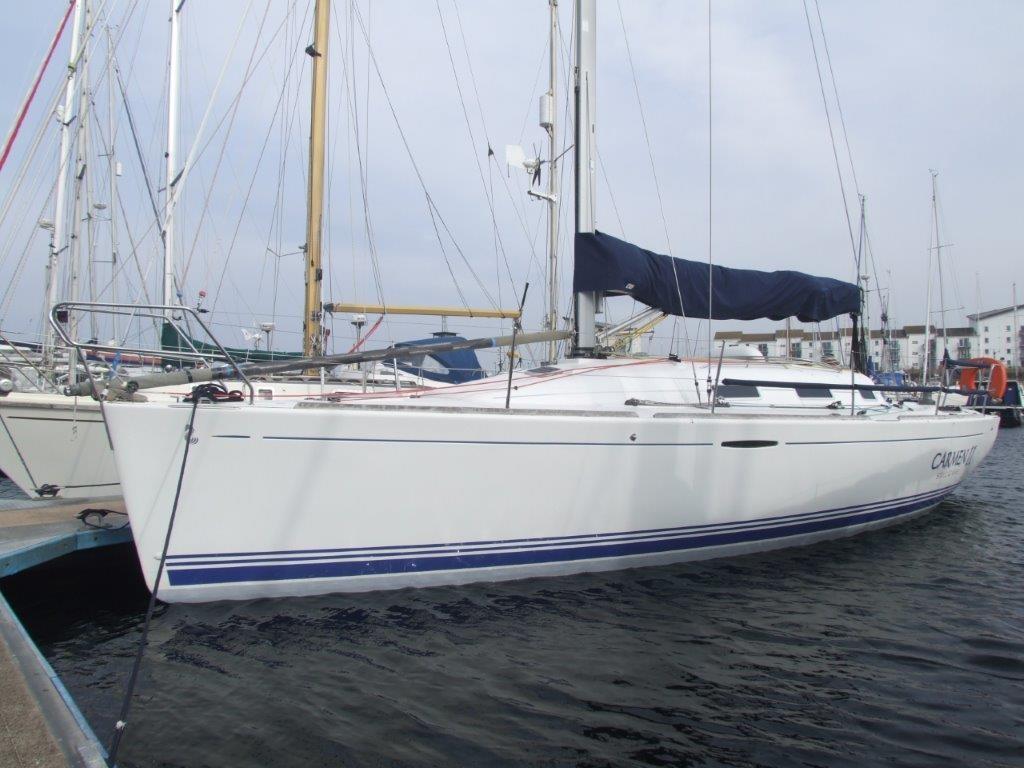 2002 Beneteau First 36.7 Seil Båt til salgs