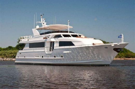 1999 Broward Raised Pilothouse