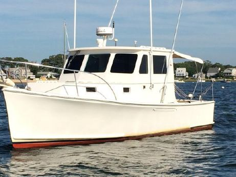 2006 Alan Johnson AJ 28 Down East Lobster Boat