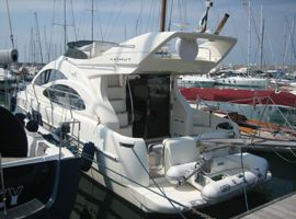 2006 Azimut 42 Fly Evolution