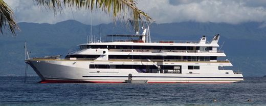 1998 Custom Catamaran Cruise Ship