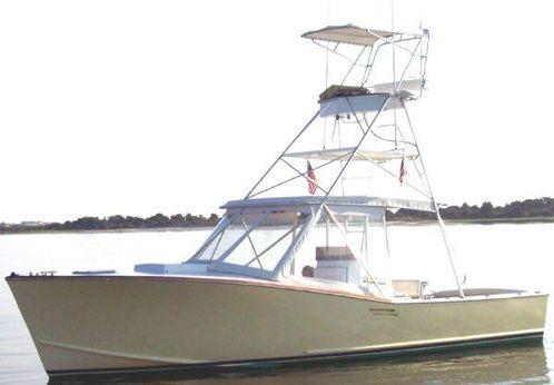 1986 Custom Palm Beach 30