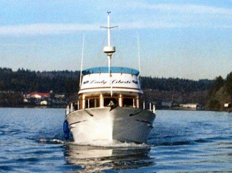 1978 Hershine Tri CabinTrawler