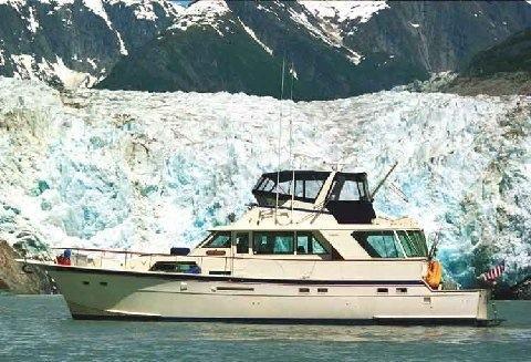 1980 Hatteras 58 Yacht Fisherman