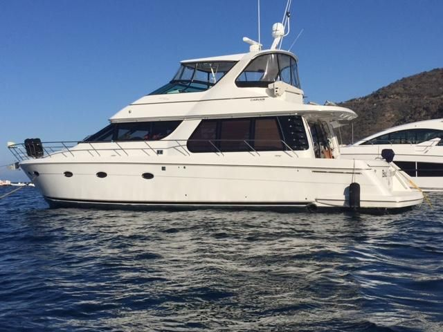 Carver 530 Voyager Pilothouse for sale