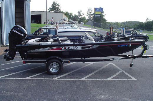 2011 Lowe Stinger 170