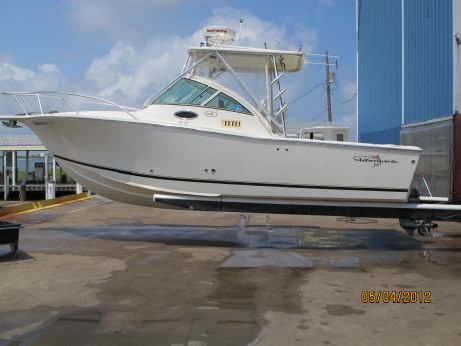 2005 Albemarle 268 Express Fisherman