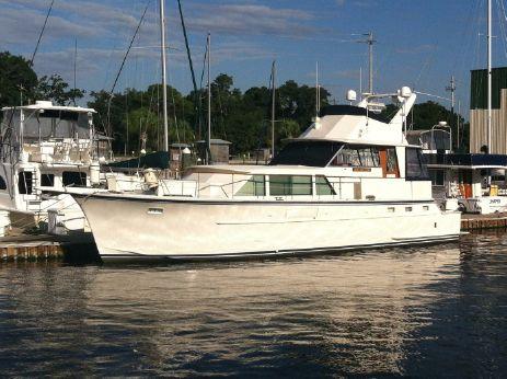 1973 Hatteras 48 Yacht Fisherman