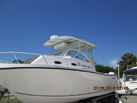 2000 Mako 293 Walk Around