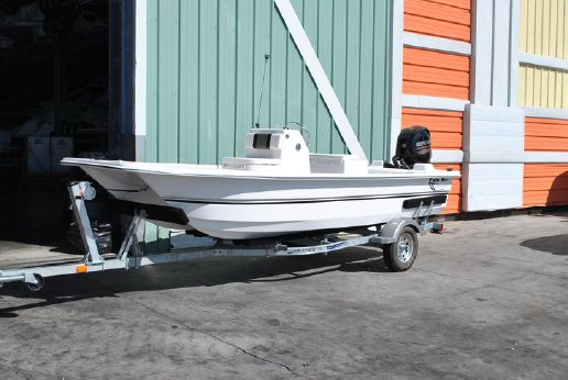 2015 Twin Vee 17 Bay Cat