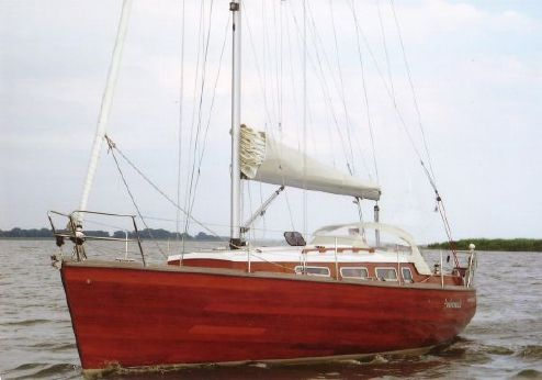 2004 German Boat Yard Mahogany 37