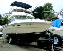 1981 Sea Ray Flybridge