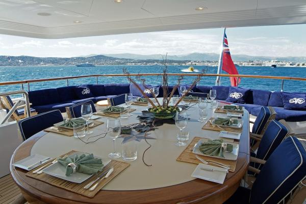 An outstanding example of the celebrated Benetti Golden Bay Series, ...