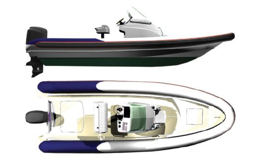 2013 Hunt Yachts HBI 24