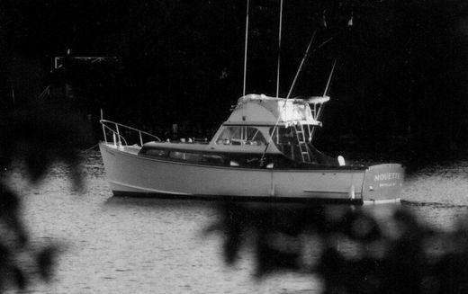 1960 Boothbay 33 Downeast Cruiser