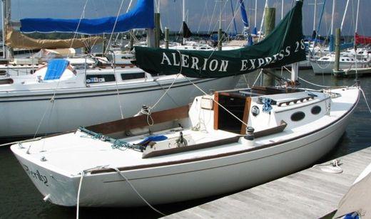 1996 Alerion Express 28