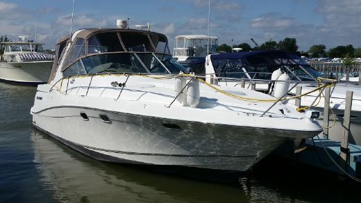 2002 Four Winns 378 Vista