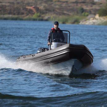 2016 Inmar 520R-Patrol