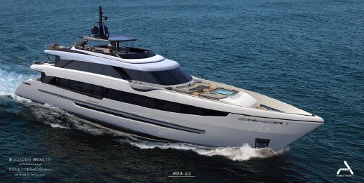 2017 Benetti Sail Division BWA 42