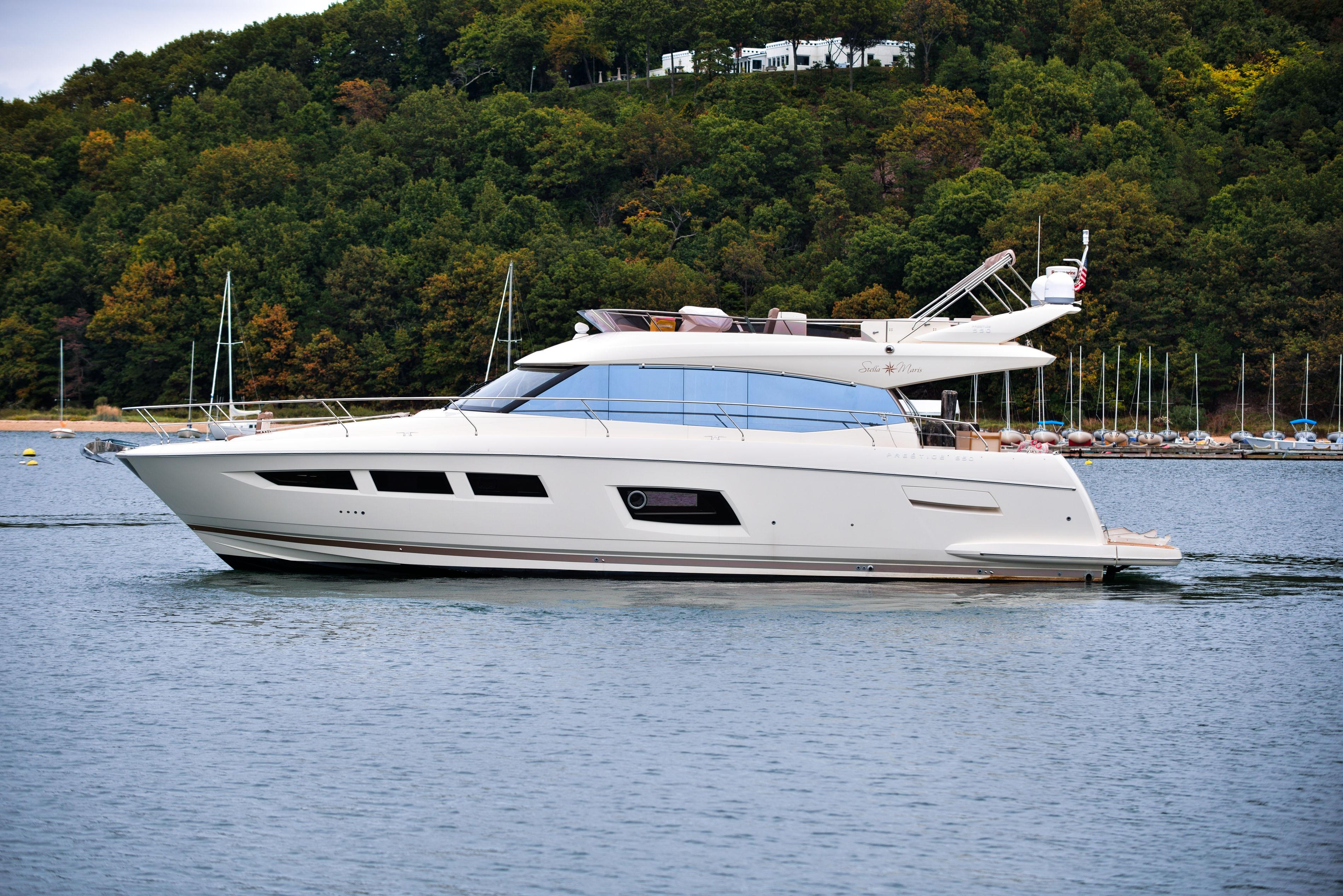 2014Prestige Yachts 550 Flybridge