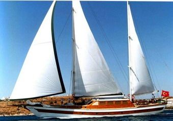 2000 Steel Ketch