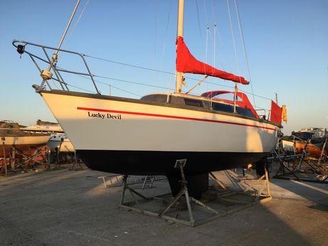 1981 Dufour 2800