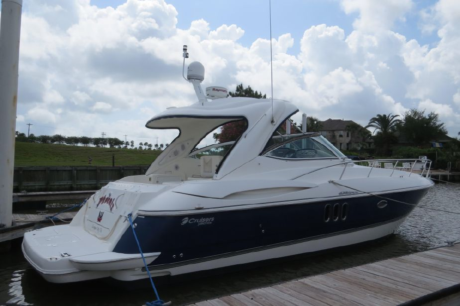 2006 Cruisers Yachts 420 Sports Coupe Power Boat For Sale Www