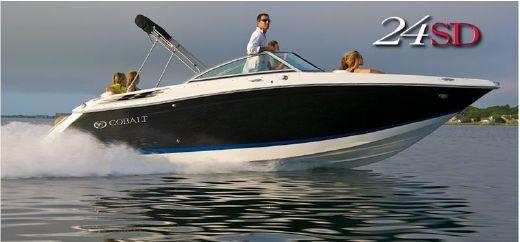 2013 Cobalt 24SD Bowrider