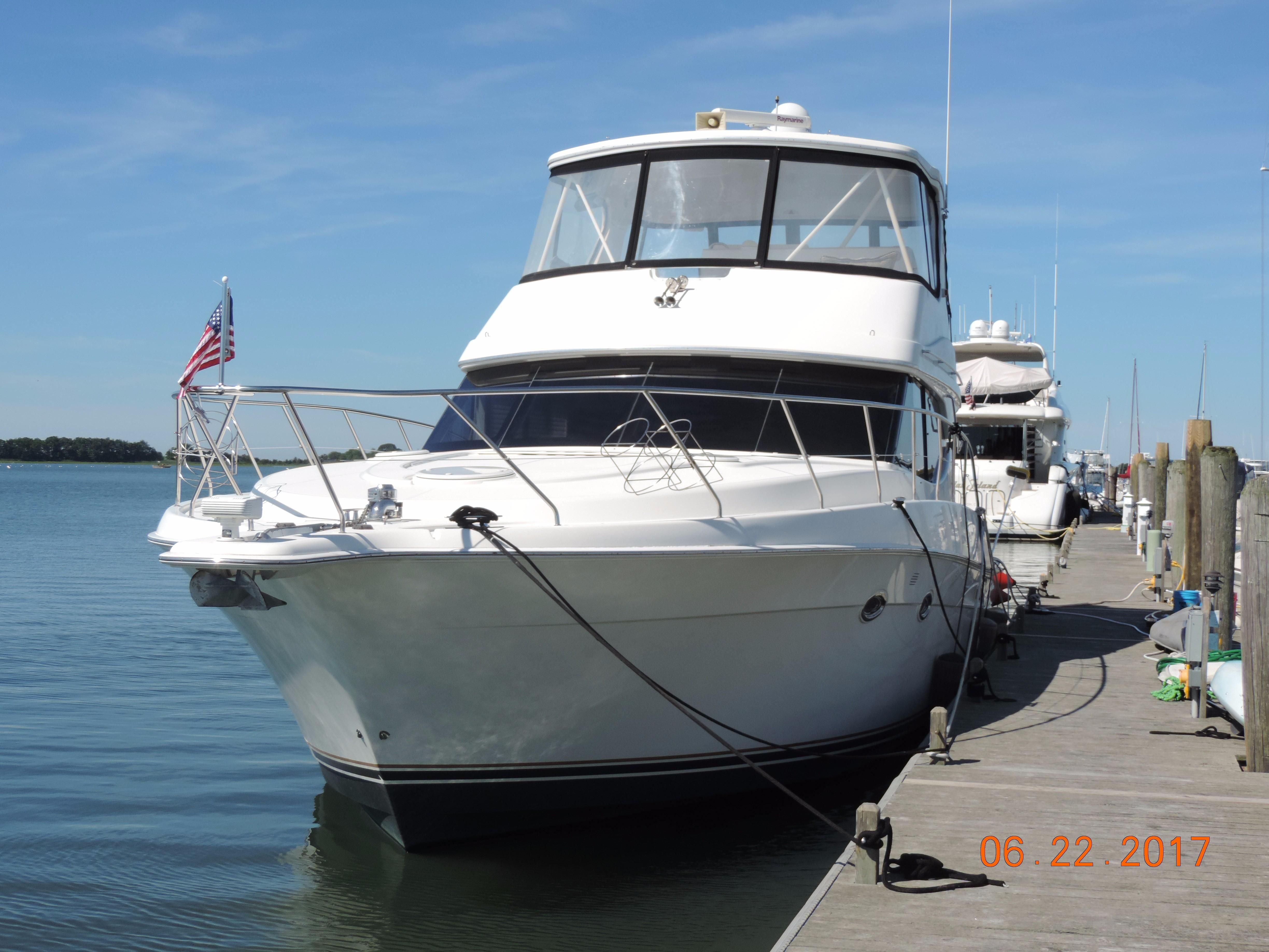 2004 silverton 48 convertible power new and used boats for for The silverton