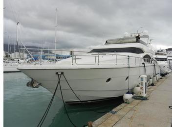 2008 Dominator 68 S