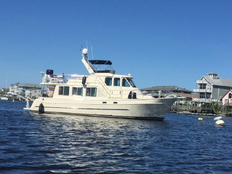 2012 North Pacific 43 Pilothouse
