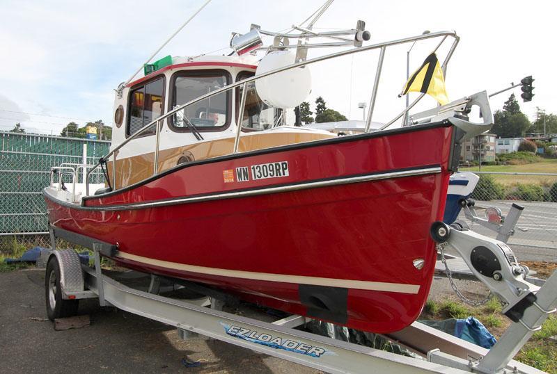 21 ft 2011 ranger tugs r21-ec