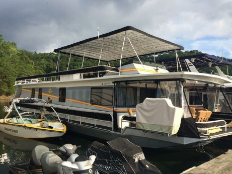 1995 Stardust 18 x 65 Houseboat
